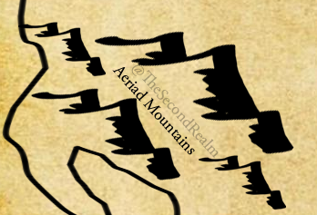 Partial map of the Second Realm